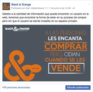 Como hacer publicidad con facebook con anuncios en una publicacion