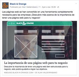 Como hacer publicidad en facebook con un blog