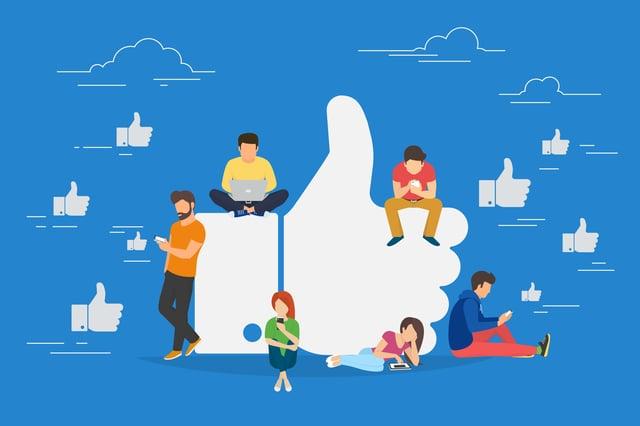 importancia de las redes sociales para un colegio privado