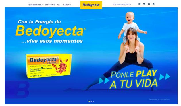 Rediseño de Sitio Web en la industria Farmacéutica que impactó la autoridad y posicionamiento de una marca tradicional