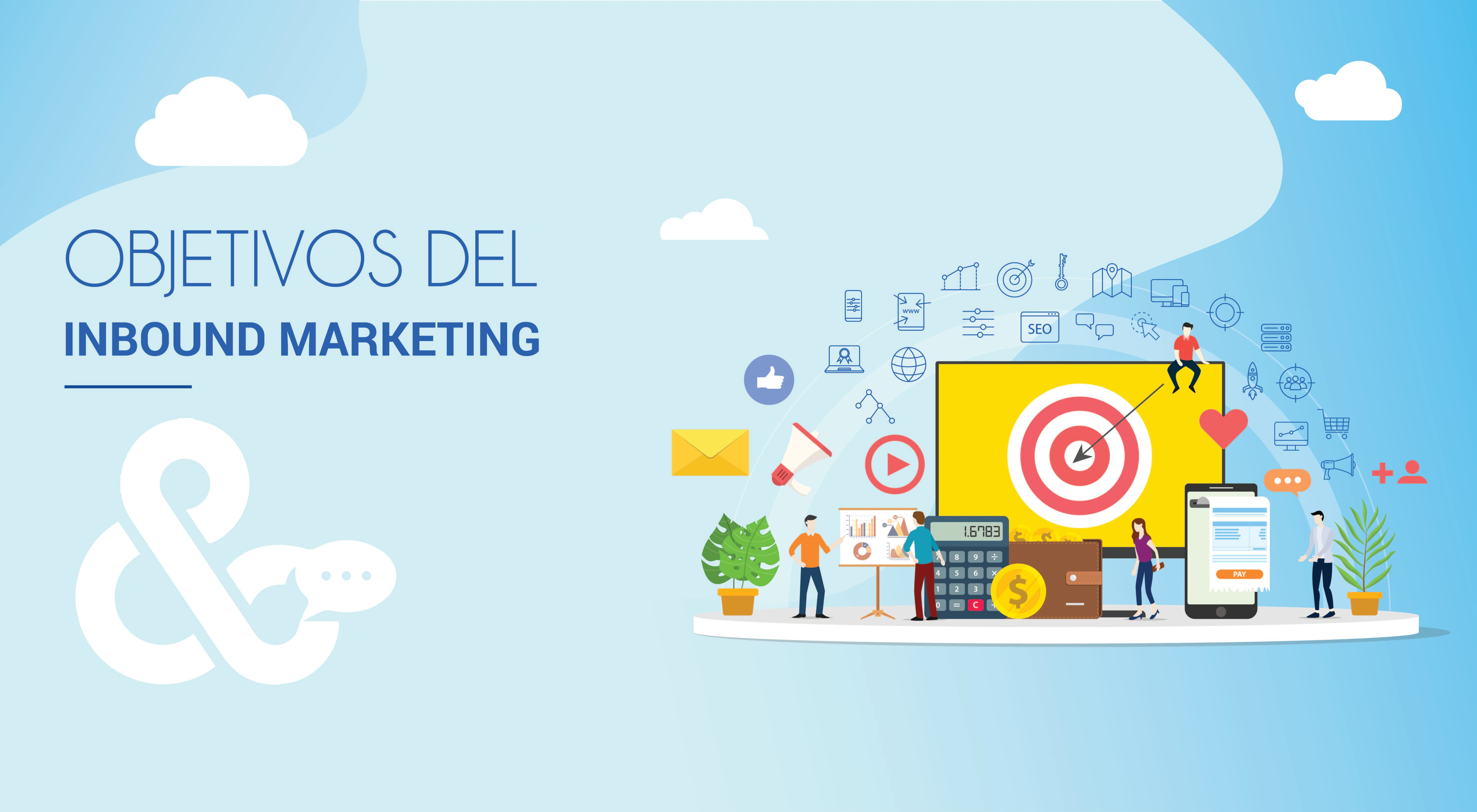 Objetivos del Inbound Marketing
