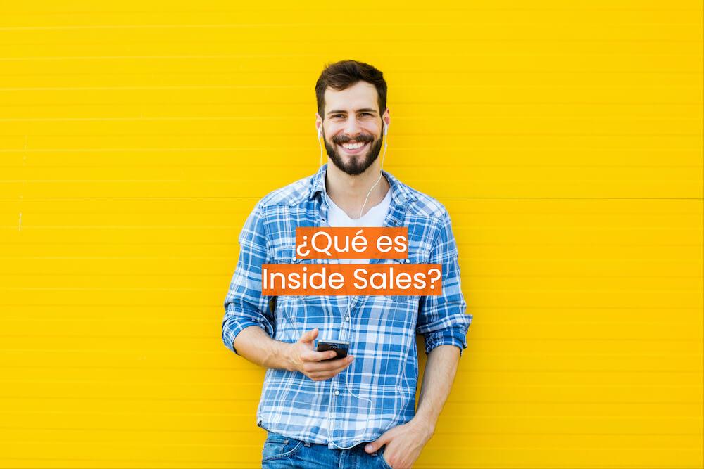 Qué es Inside Sales