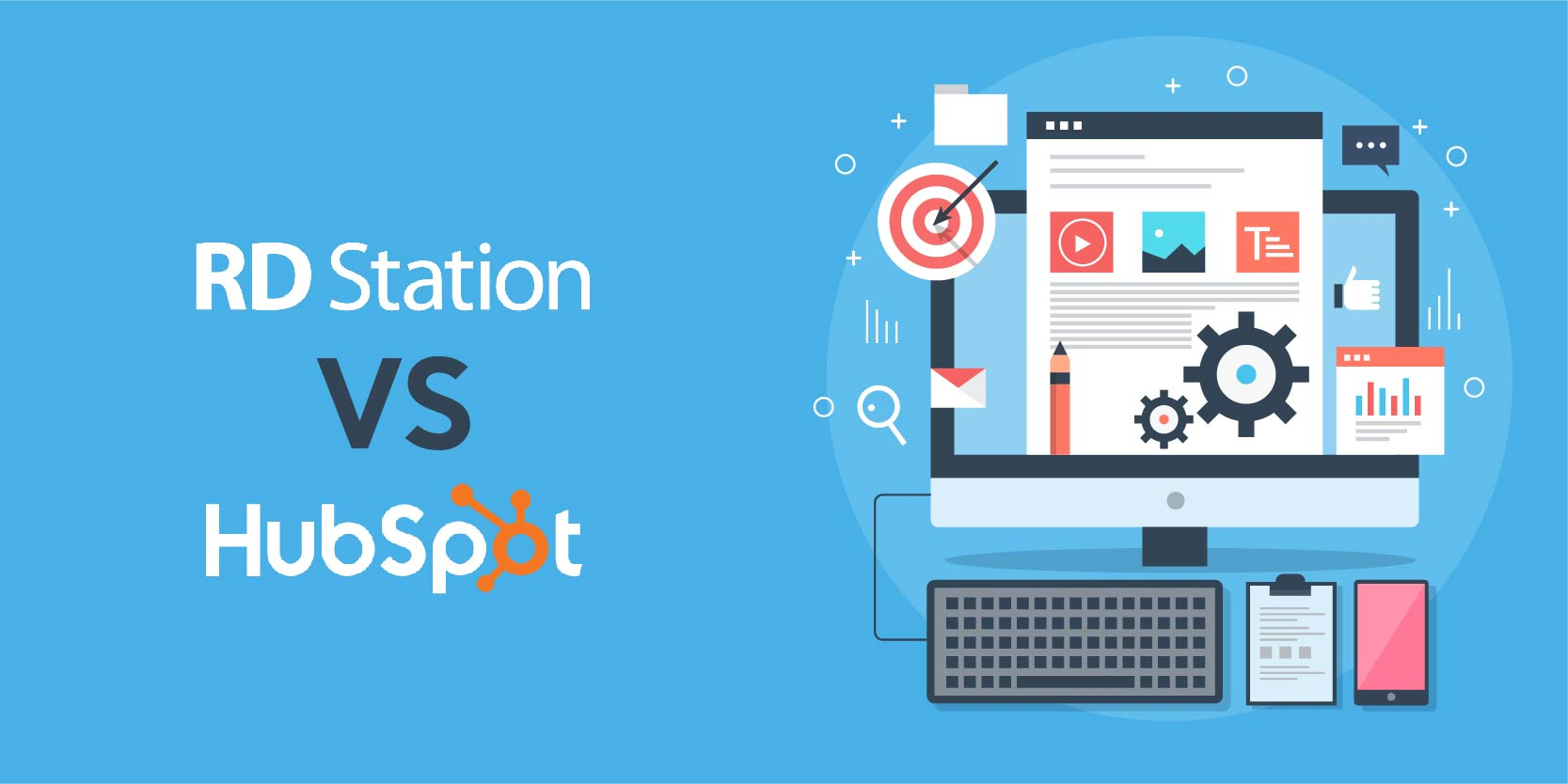 RD Station o Hubspot para Inbound Marketing ¿Qué es mejor?